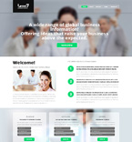 Education Website  Template 48732