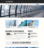 Architecture Website  Template 48739