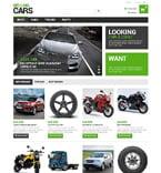 Cars PrestaShop Template 48752