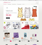 OpenCart  Template 48754