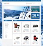 Sport OpenCart  Template 48756