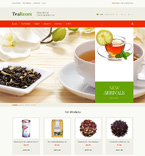 Food & Drink Magento Template 48758
