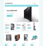 Electronics Magento Template 48760