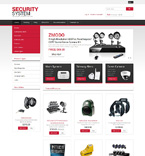 Security Shopify Template 48761