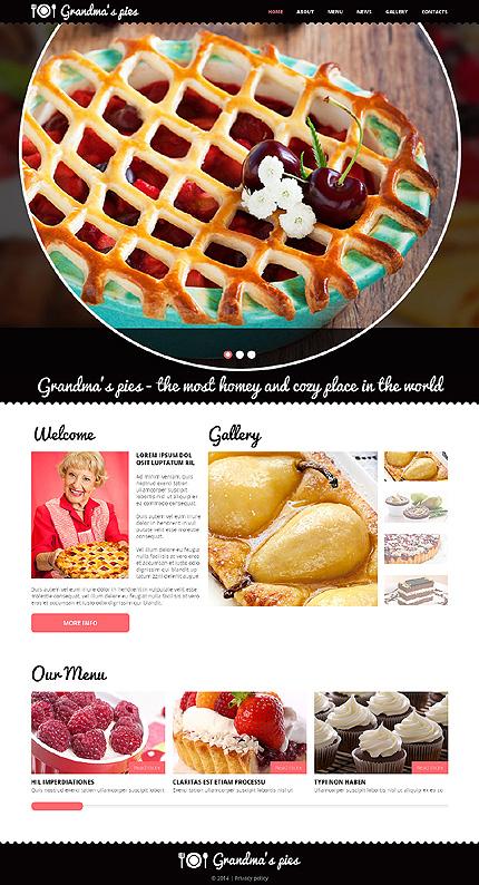 Joomla Theme/Template 48766 Main Page Screenshot