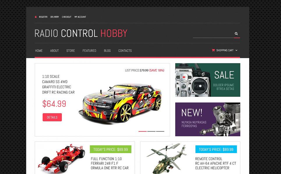 Responsive WooCommercie Thema over Speelgoedwinkel  New Screenshots BIG
