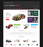 Entertainment WooCommerce Template 48767