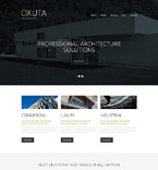 Architecture Website  Template 48771