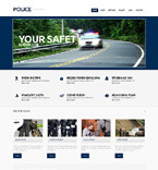 Security WordPress Template 48787