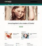 Charity WordPress Template 48790