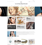 Jewelry WooCommerce Template 48793