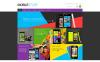 Адаптивный Shopify шаблон №48737 на тему магазин мобильной связи New Screenshots BIG