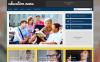 Адаптивный WordPress шаблон №48709 на тему сайт образования New Screenshots BIG