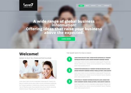 Business School Responsive