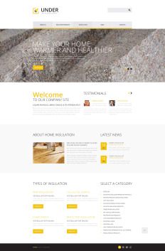 home remodeling website templates