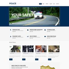 Best Police WordPress Themes 2019 | TemplateMonster