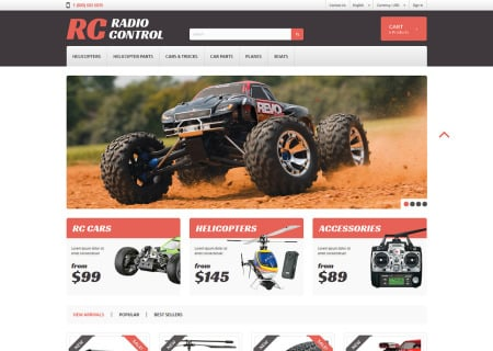 Radio Controlled Devices