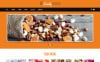 Responsive Joomla Template over Snoepwinkel New Screenshots BIG