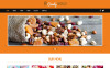 Responsive Joomla Vorlage für Süßwarengeschäft  New Screenshots BIG