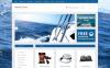 Responsive OpenCart Vorlage für Segeln  New Screenshots BIG