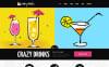 Responsywny szablon Joomla #48762 na temat: jedzenie i napoje New Screenshots BIG