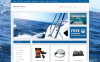 Template OpenCart  Flexível para Sites de Iate №48756 New Screenshots BIG