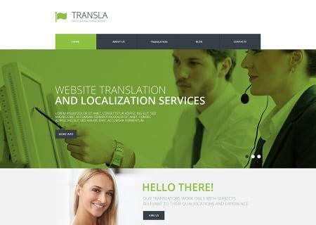 Translation Bureau Responsive