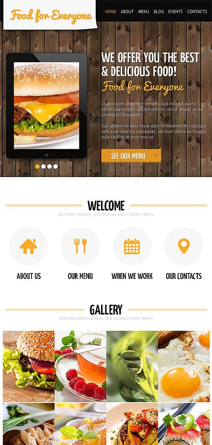 Joomla Theme/Template 48803 Main Page Screenshot