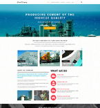 Architecture Website  Template 48813