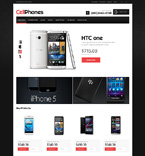 Electronics Magento Template 48817