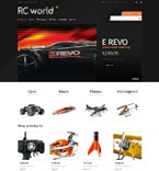 Entertainment Magento Template 48818