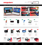 Computers Magento Template 48819