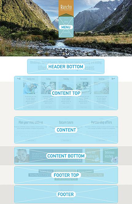 Drupal Template 48822 Main Page Screenshot