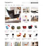 Furniture Shopify Template 48825