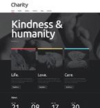 Charity WordPress Template 48829