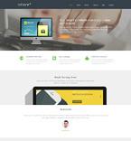 Software WordPress Template 48831
