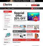 Electronics PrestaShop Template 48845