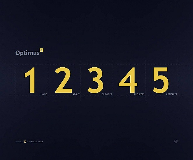 Premium Danışmanlık  Moto Cms Html Şablon New Screenshots BIG