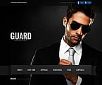Security Moto CMS HTML  Template 48859