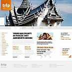 Travel Moto CMS HTML  Template 48862