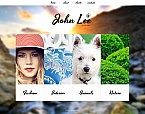 Art & Photography Photo Gallery  Template 48873