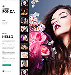 Art & Photography Photo Gallery  Template 48876