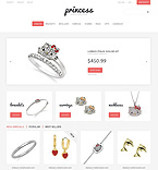 Jewelry PrestaShop Template 48881