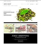 Food & Drink PrestaShop Template 48889