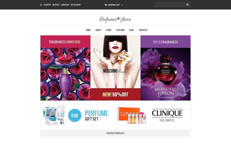 Responsive WooCommercie Thema over Cosmeticawinkel New Screenshots BIG