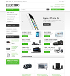 Electronics Shopify Template 48897