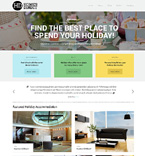 Real Estate Website  Template 48899