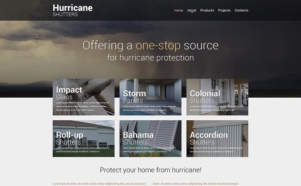 Адаптивний Шаблон сайту на тему капітальний ремонт New Screenshots BIG