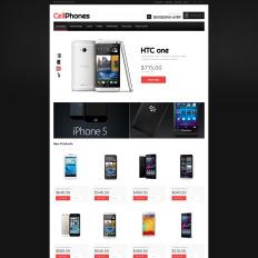mobile store responsive magento theme 49369