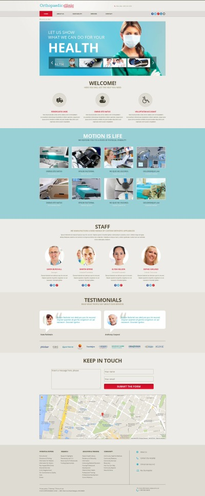 Counseling Moto CMS HTML Template